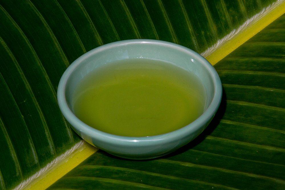 Palm oil nutrient fact