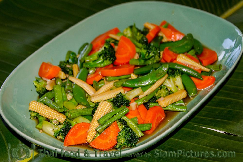 The Thai food Menu – Siam Pictures