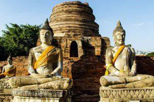 Wat-Yai-Chai-Mongkol,-Ayutthaya