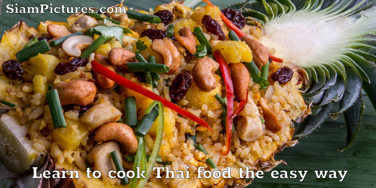 Learn how to cook thai food the easy way