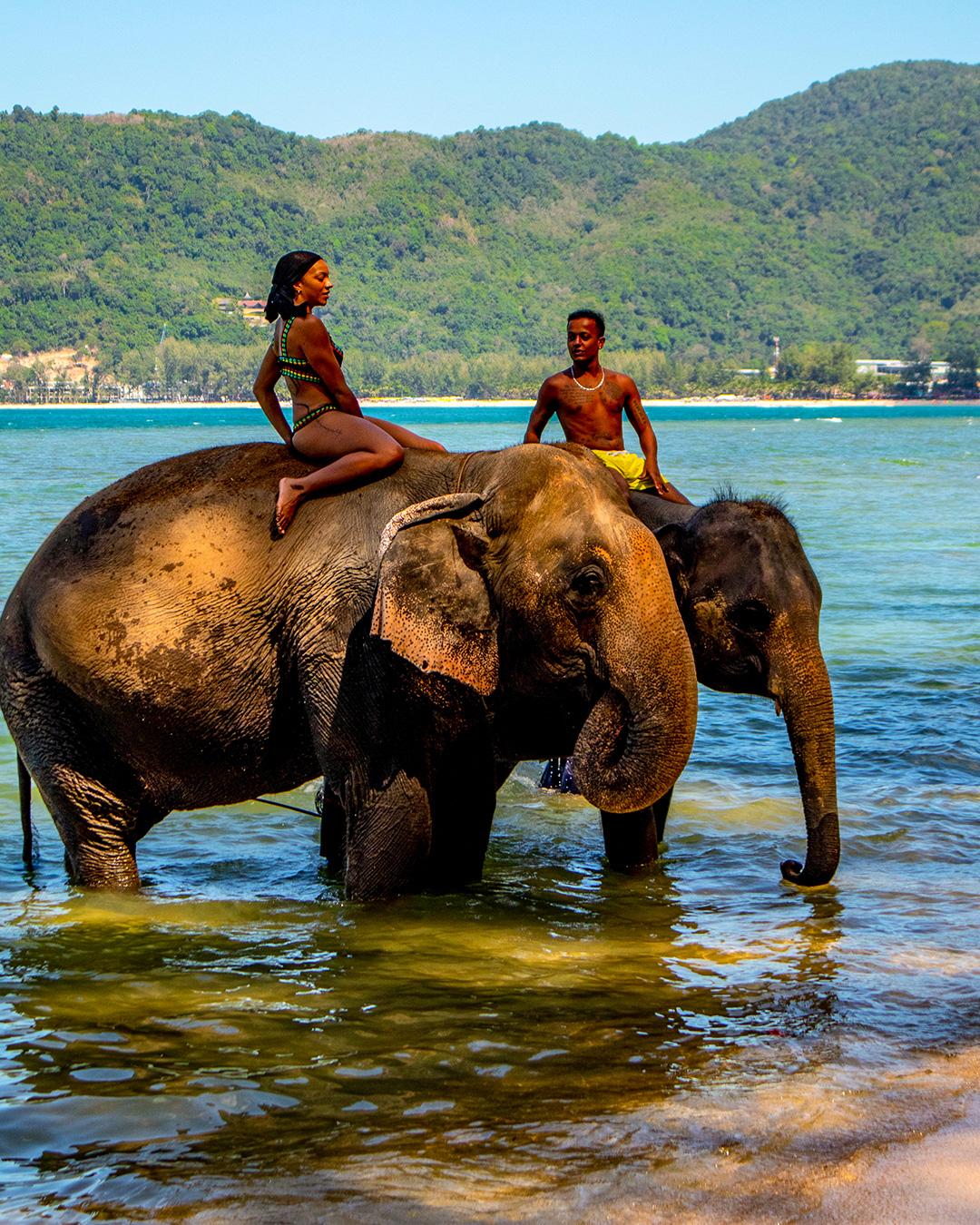 Hua Beach Phuket Beaches