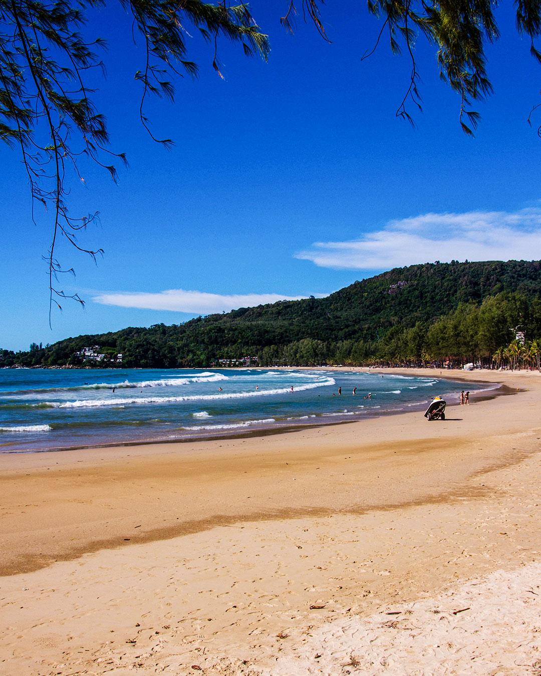 Kamala Beach Phuket Beaches
