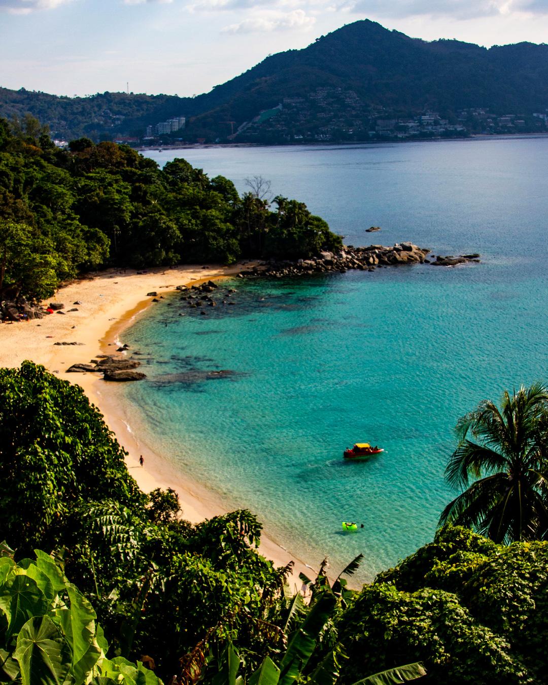 Laem Singh Beach Phuket Beaches