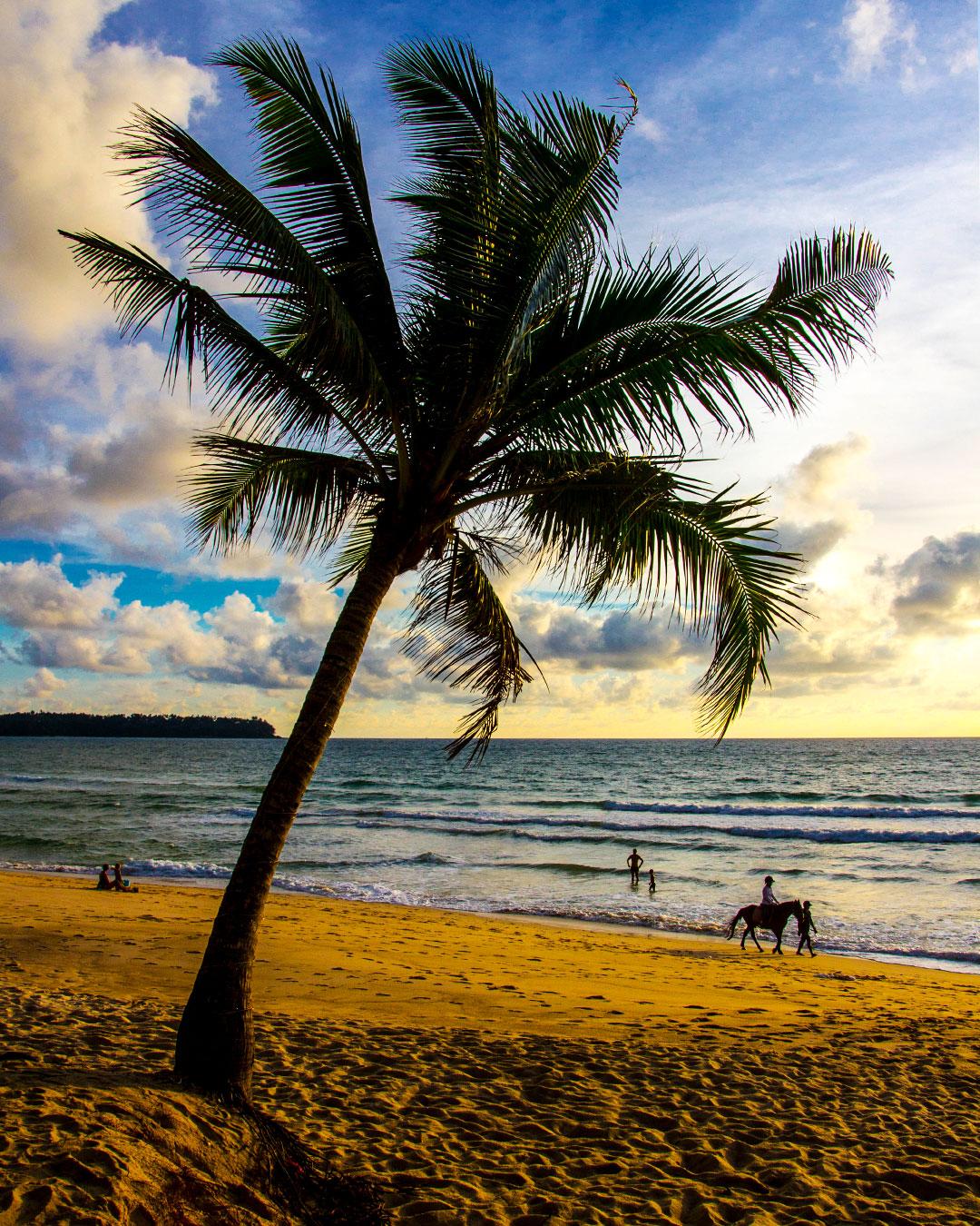 Bang Tao Beach Phuket Beaches