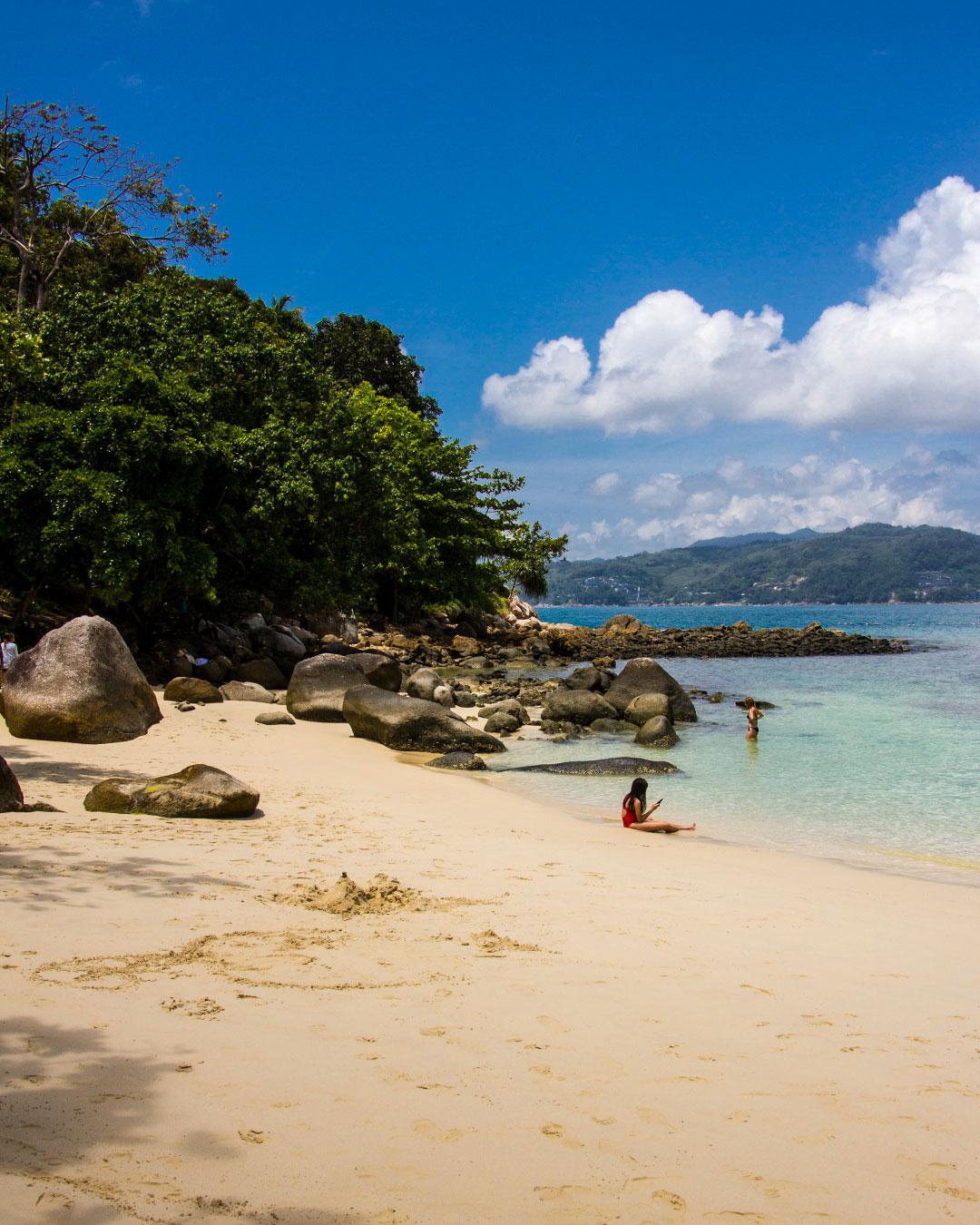 Paradise Beach Phuket Beaches