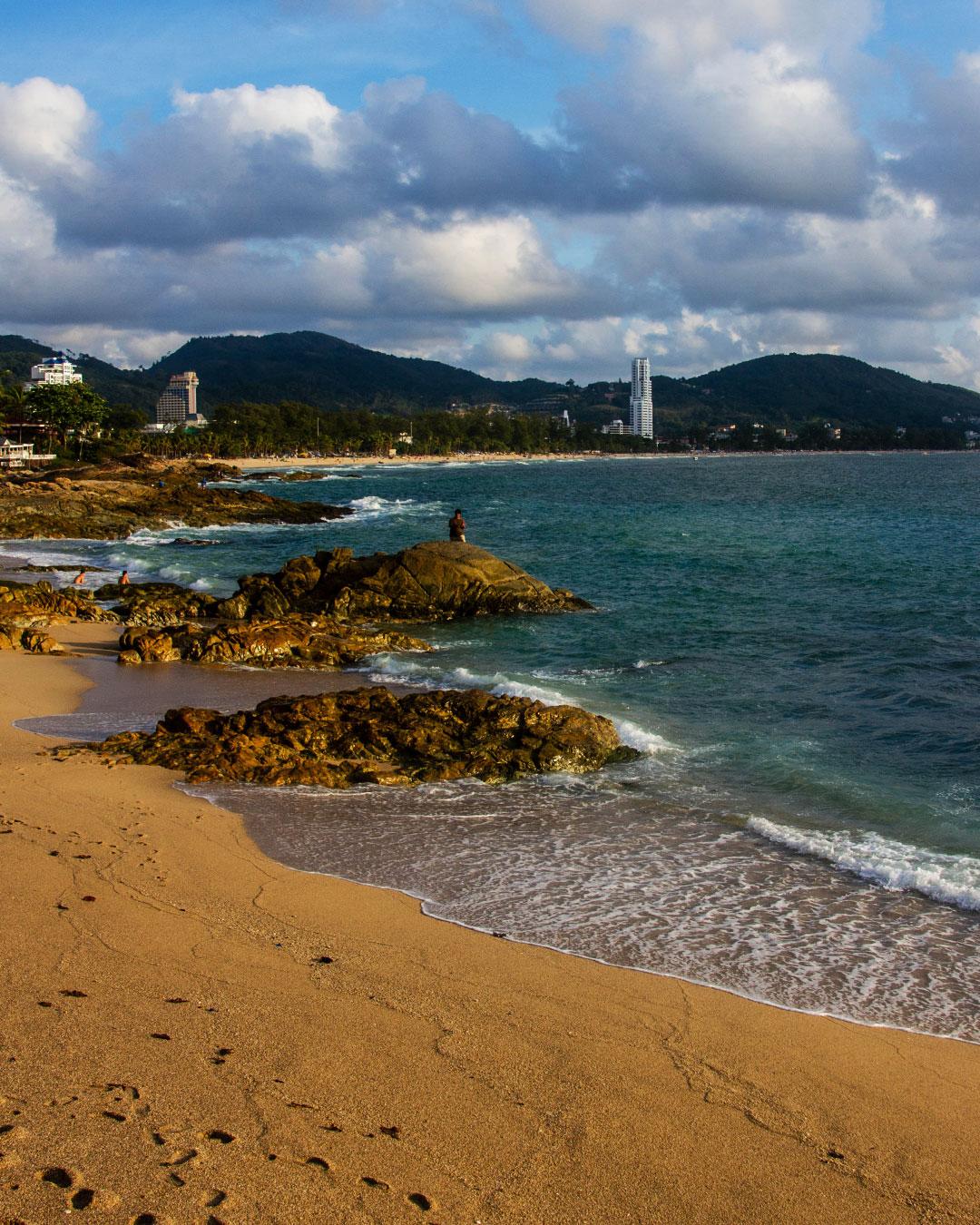 Kalim Beach Phuket Beaches