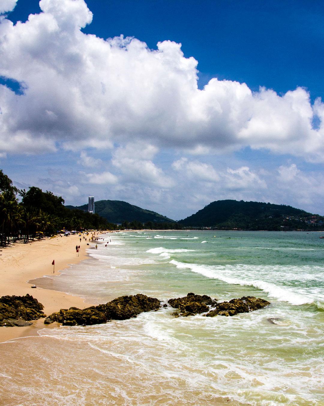 Patong Beach Phuket Beaches