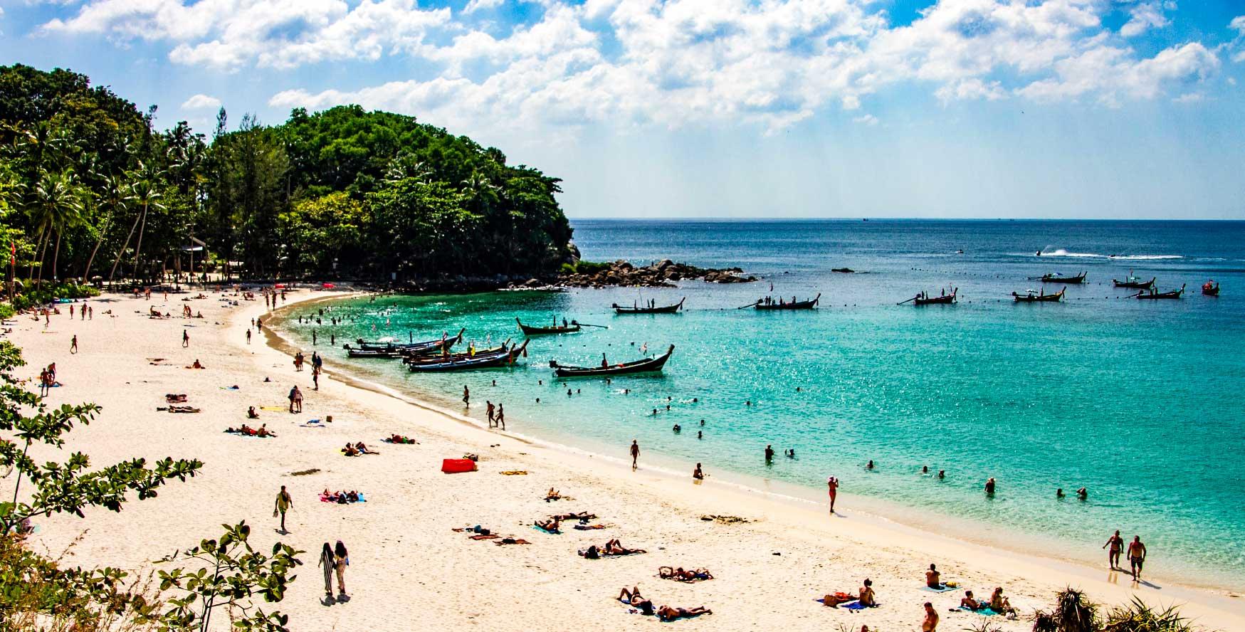 Freedom Beach, Phuket Beaches