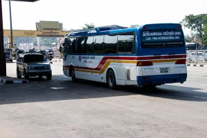 Board the bus and get back to Udon Thani.